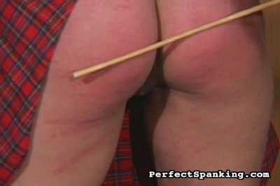 Plump thighs caned  mistress geminiexecutes a violent caning across a schoolgirls plump young thighs. Mistress Geminiexecutes a hard caning across a schoolgirls plump young thighs