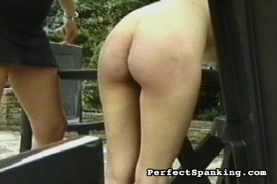 Spanking for two  horny domme takes her frustrations out on two nice young babes. Excited Domme takes her frustrations out on two pleasant young babes
