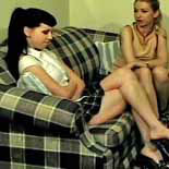 Difficult lesson0  bitchy teen princess learns her stepmother is to be feared and respected. Bitchy teen princess learns her stepmother is to be feared and respected