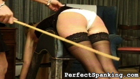 Caning competition 27. Have you ever heard of a caning competition? Well, the best way to be enlightened is to watch this spanking video.