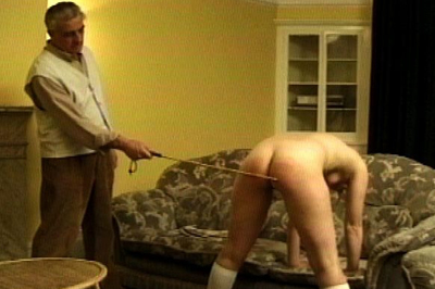 Deserved punishment 75. He can see right through her lie. She definitely deserves to be punished. So he pulls her over his knee and spanks her round jiggly ass with a big bare hand.